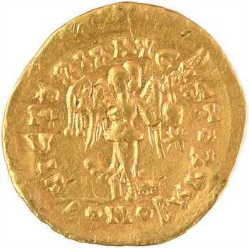 Léon Ier, trémissis, Constantinople, 457-468