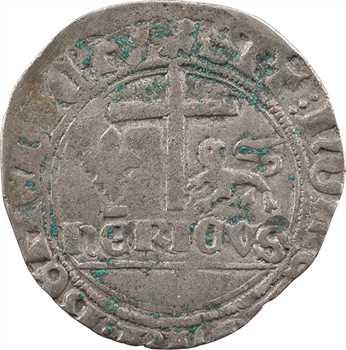 Henri VI, blanc aux écus, Troyes