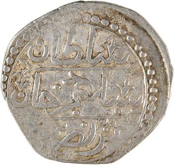Algérie, Sélim III, quart de budju, AH 1210 (1795)