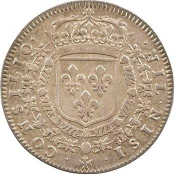 Conseil du Roi, Louis XIV, 1657