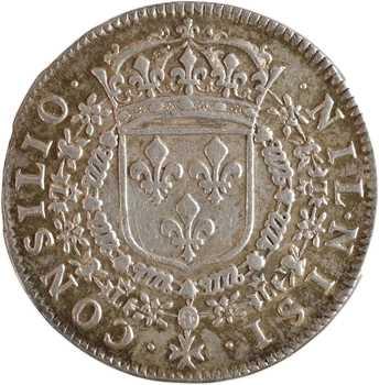 Louis XIV, Conseil du Roi, 1654 Paris
