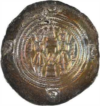 Royaume Sassanide, Chosroès II, drachme, 590-628