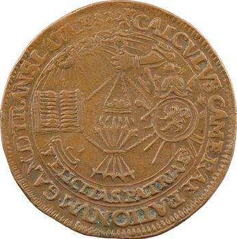 Pays-Bas Méridionaux, François d'Alençon, transfert de la Chambre des comptes, 1582
