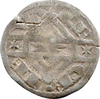 Hainaut (comté de), Valenciennes, denier ou maille, XI-XIIe siècles