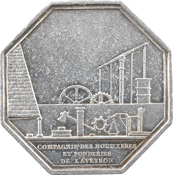 Houillères et fonderies de l'Aveyron, 1826 (1841-1842)
