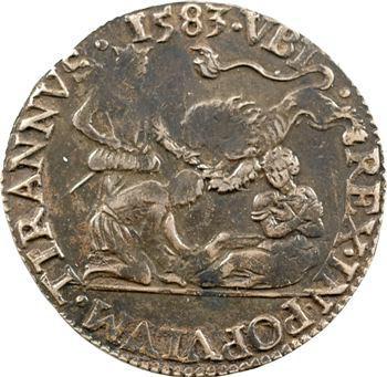 Pays-Bas, aversion des Gantois pour le duc d'Anjou, 1583