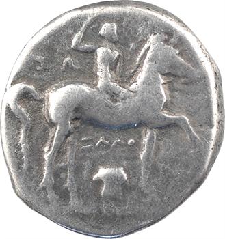 Calabre, Tarente, didrachme, c.281-272 av. J.-C.