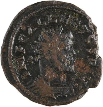 Allectus, quinaire ou antoninien, Colchester (Camulodunum), 293-296