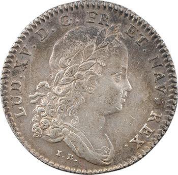 Louis XV, espérance dans le nouveau règne, par le Blanc, 1716 Paris