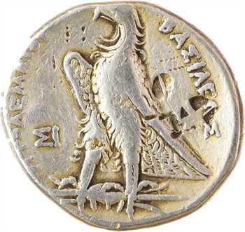 Égypte/Phénicie, Ptolémée II, tétradrachme, Sidon c.274 av. J.-C