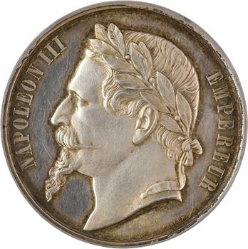 Second Empire, Société Protectrice des Animaux, attribuée, 1863 Paris