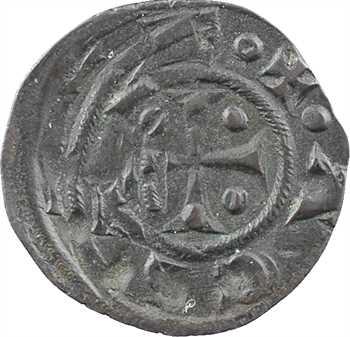Achaïe (principauté d'), Guillaume de Villehardouin, denier à l'effigie, s.d. (1246-1278)