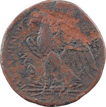 Égypte, Ptolémée II, bronze AE27, Alexandrie, c.274-261 av. J.-C