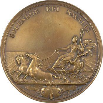 IIIe République, centenaire du Bureau Véritas, par Mauger, 1828-1928 Paris