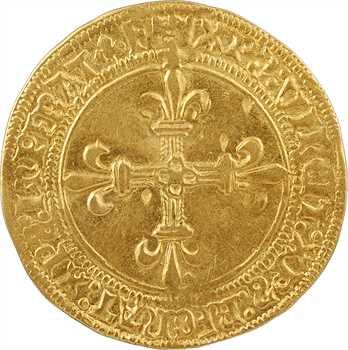 Louis XII, écu d'or au soleil du Dauphiné, Montélimar
