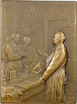 Médecine, Richer : docteur Jules Courmont, 1919 Paris