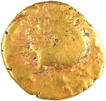 Vénètes ou Diablintes, quart de statère indéterminé, IIe s. av. J.-C