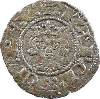 Italie, Naples (royaume de), Charles II d'Anjou, denier royal, s.d. Naples