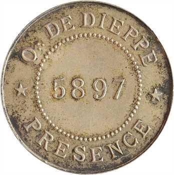 Orient de Dieppe, le Phare de la Liberté, 5897 (1897) Paris