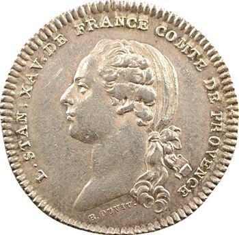 Provence (comté de), Louis Stanislas Xavier, comte, s.d