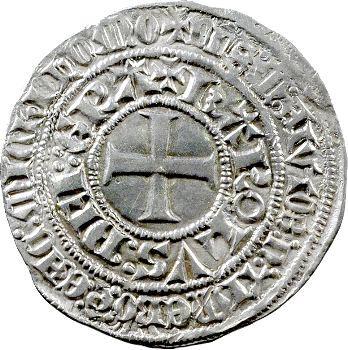 Navarre (royaume de), Charles Ier le Mauvais, gros esterlin