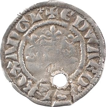 Aquitaine (duché d'), Édouard III, esterlin ou sterling, s.d. Bordeaux ?