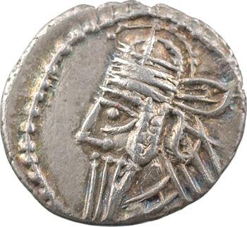 Royaume Parthe, Osroes II, drachme, Ecbatane, c.190