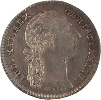 Louis XVI, les États de Bretagne, 1776 Paris