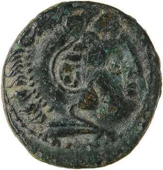 Macédoine, Cassandre (Régent puis Roi), bronze AE16, c.306-297 avant J.-C