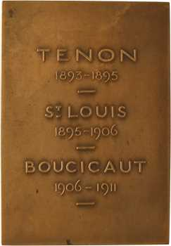 Médecine, le Docteur Charles Nélaton, par Lenoir, 1912 Paris