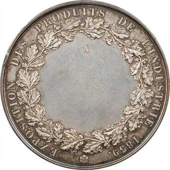 Louis-Philippe Ier, Exposition des produits de l'Industrie, 1839 Paris