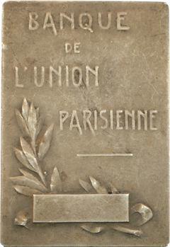 Riberon : plaque pour le banquier Georges Heine, 1910 Paris