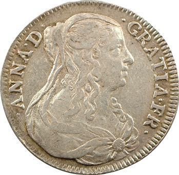 Anne d'Autriche, 1655