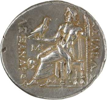 Macédoine, au nom d'Alexandre le Grand, tétradrachme, Mésembria, c.250-175 av. J.-C