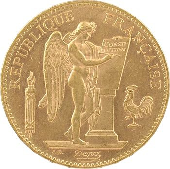 IIIe République, 100 francs Génie, 1904 Paris