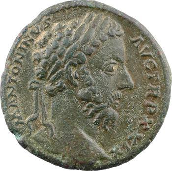 Marc Aurèle, as, Rome, 175