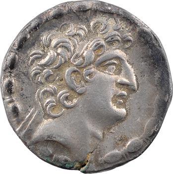 Syrie, Antiochus VIII, tétradrachme, Antioche, c.109-96 av. J.-C