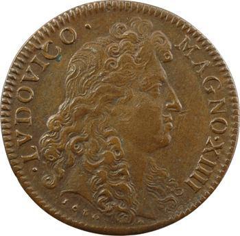 Louis XIV, prise de Strasbourg et intégration de l'Alsace au royaume, 1681 Paris