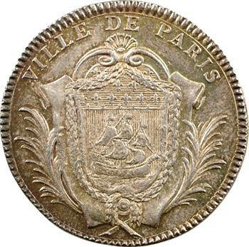 Paris (ville de), J.-B. F. de La Michodière, prévôt des marchands, 1775