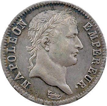 Premier Empire, 1 franc République, 1808 Strasbourg