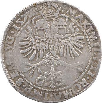 Cambrai (archevêché de), Louis de Berlaimont, thaler, 1572
