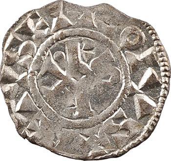 Troyes (comté de), Thibaut Ier, obole, s.d. (1048-1089) Troyes