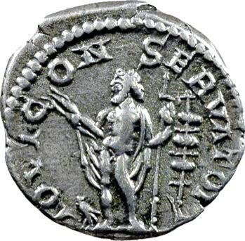 Elagabale, denier, Rome, 219-220