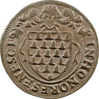 Ile-de-France, Nicolas de Bauffremont, gouverneur d'Auxonne, 1564