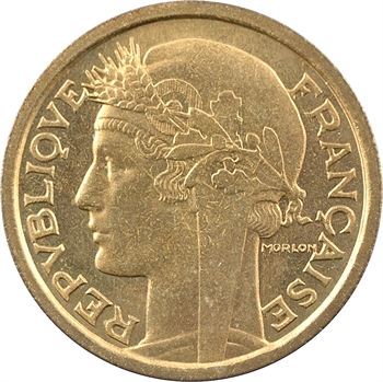 IIIe République, essai de 2 francs Morlon, 1931 Paris