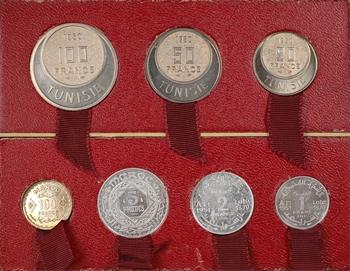Maroc et Tunisie, IVe République, coffret de sept essais, 1950 Paris