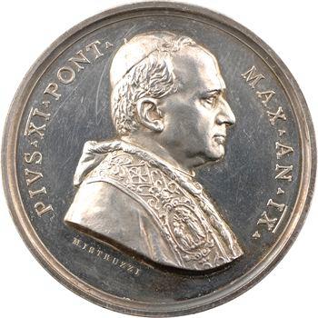 Vatican, Pie XI, anniversaire de la fondation du Vatican, An IX (1930) Rome