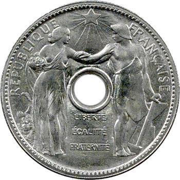 IIIe République, essai de 25 centimes par Varenne, petit module, 1913 Paris
