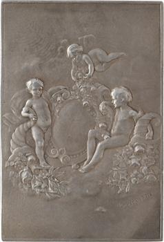 Dubois (A.) : les Amours, plaquette de mariage, s.d. (1902) Paris