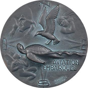 IVe République, Marine Nationale, l'aviation embarquée, par Guiraud, s.d. Paris